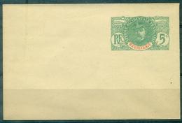 MAURITANIE Env EP Acep N° 1 Neuve (107 X 70 ) TB. - Mauritanie (1906-1944)