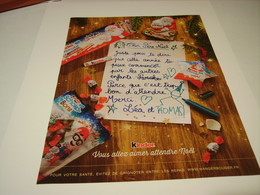 PUBLICITE CHOCOLAT KINDER 2016 - Posters