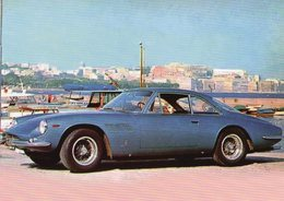 Ferrari 500 Pininfarina Superfast  -  1966    -  CPM - Turismo