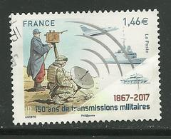5xxx - 2017 - 150 Ans De Transmissions Militaires - France