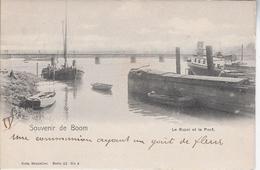Rupel 1902 Boom - Boom