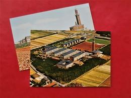 """Lot De 2 Cpsm """"LEEUWENHORST Congres Center B.V."""" NOORDWIJKERHOUT - HOLLAND - Holanda"""