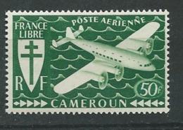 Cameroun  Aérien - Yvert N°  17 **   - Aab  17227 - Kamerun (1915-1959)
