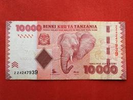 Tanzania - 10000 Shillingi 2010 Pick 44a - Ttb / Vf ! (CLVO114) - Tanzania