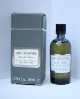 Geoffrey Beene Grey Flannel - Miniatures Men's Fragrances (in Box)