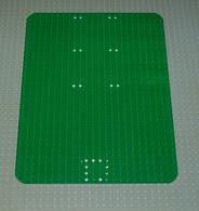 Lego Vintage Plaque De Base Verte 24x32 Avec Point Blanc Ref 10p05 - Lego Technic