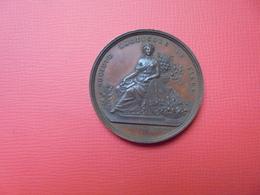 Liège Médaille (NON-DATEE +-1880)- 33 Mm-16,5 Gr. - Belgique