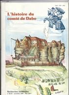 Revue - Recherches Médiévales N°26/27 Nov 1989 : L'histoire Du Comté De Dabo - Turismo E Regioni