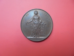 Liège Médaille 1904- 40 Mm-24,4 Gr. - Other