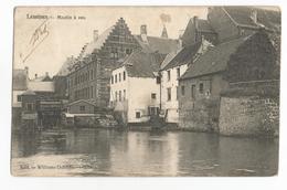 Lessines Le Moulin à Eau Carte Postale Ancienne Watermolen - Lessen