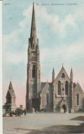 CPA - LIMERICK - ST JOHN'S CATHEDRAL - R 1744 - W. R. & S. - Limerick
