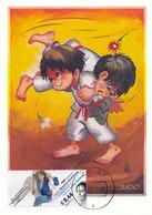 D34320 CARTE MAXIMUM CARD FD 2009 NETHERLANDS - JUDO CP ORIGINAL - Judo