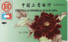 China Bank Magnetic Card, Industrial & Commercial Bank Of China - Geldkarten (Ablauf Min. 10 Jahre)