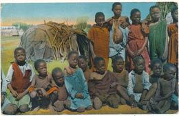 NAMIBIE, Ethnique - Bergdamrakinder - Rheinische Mission In Deutsch Südwest Afrika - Namibia