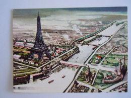 Chromo Victoria Expo 58 Expositions Tentoonstellingen 40 Exposition De Paris 1889 Tentoonstelling Van Parijs 1889 - Victoria