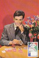 D34324 CARTE MAXIMUM CARD RR 2000 NETHERLANDS - PLAYING CARDS BRIDGE HEARTS CP ORIGINAL - Stamps