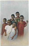 KENYA, Ethnique - Aus Der Kleinkinderschule In Mamba - Deutsch Ost Afrika, Evang. Luth. Mission - Kenya