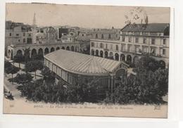07060007 Bone La Place D'armes, La Mosquée Et La Salle De Réunions - Autres Villes