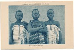 HAUTE VOLTA - Mission D'OUAGADOUGOU, Fillettes Mossis - Burkina Faso