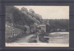 Dinant - Promenade Vers Le Rocher Bayard 1906 - Dinant