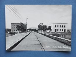 Cartolina Olbia - Viale Isola Bianca - 1957 - Cagliari
