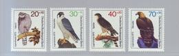 ALLEMAGNE - BERLIN -1973 - Y&T N° 407/410 - Oiseaux Rapaces - Neuf ** - Venezuela