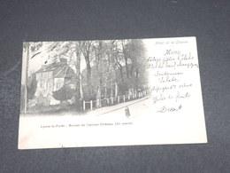 FRANCE - Carte Postale - Lyons La Forêt - Ruines De L 'ancien Château - Menu De L 'Hôtel De La Licorne - L 18442 - Lyons-la-Forêt
