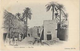 Vieux Biskra - Une Rue - Biskra