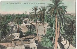 Vieux Biskra - L'Oasis De M'Sid, Vu De La Mosquée - Biskra