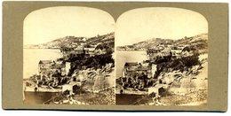Photos  Stéréoscopiques - Italie - Baie  De  Naples - Stereoscopio