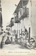 Biskra - La Rue Des Femmes Des Ouled-Naïls - Biskra