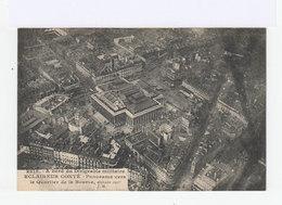 Panorama Vers Le Quartier De La Bourse. A Bord Du Dirigeable Eclaireur Conté. (2927) - France