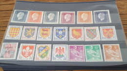 LOT 401000 TIMBRE DE FRANCE NEUF** - Unused Stamps