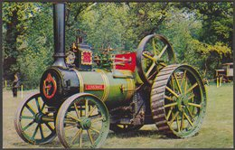 Wantage Traction Engine No 1389 'Constance', C.1960s - Harvey Barton Postcard - Other