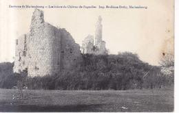 Mariembourg Ruines Du Chateau De Fagnolles  1914 - Namur