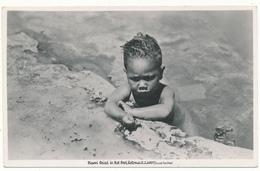 NEW ZEALAND , ROTORUA - Maori Child In Hot Pool - Nouvelle-Zélande