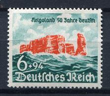 41390) DEUTSCHES REICH # 750 Postfrisch GEPRÜFT Aus 1940, 30.- € - Ungebraucht