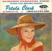 """Petula Clark / Serge Gainsbourg   """"  La Chanson D'Argentine  """" - Vinyl Records"""