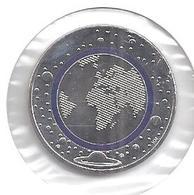 DEUTSCHLAND 5 EURO  'G'  2016 - Planet Erde - Blauer Ring - Allemagne
