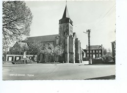 Orp Le Grand Eglise - Orp-Jauche