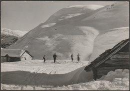 Botn Seter Mot Brekkedalen, Stalheim Hotell, Hordaland, C.1930s - Normann Foto Postkort - Norway