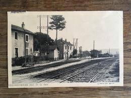 VILLEREVERSURE (01) La Gare - Autres Communes