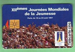 GN379 XIIè J.M.J. PARIS 1997 *** (A5-P4) - 5 Unità