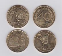Médailles De 2017- 20 Ans - Monnaie De Paris