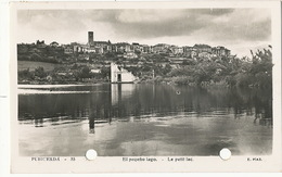 Cerdana Puigcerda El Pequeno Lago Circulada  à Comte De Fayolle - Gerona