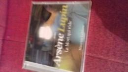 Cd  Arsene Lupin Leblanc La Mort Qui Rode - CDs