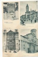 Valladolid 7 Postales  Hauser /Menet  Dorso No Dividido 477/ 584/ 480/204/473/474/583 - Valladolid