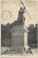 Biskra - Statue Du Cardinal Lavigerie - Biskra