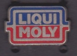 ILE DE LA REUNION - Pin's  LIQUI MOLY - Pin's