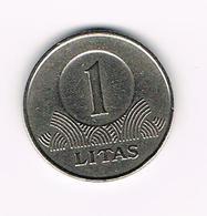 &  LITOUWEN  1  LITAS  1999 - Lituanie